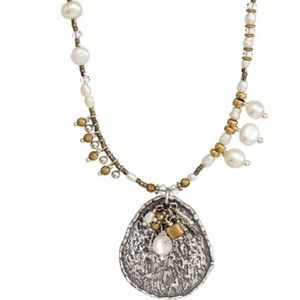 Silpada Down To Earth Necklace